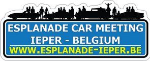 Esplanade Car meeting Ieper